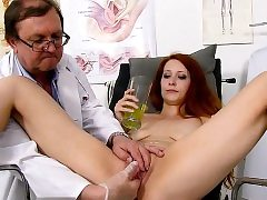 Redhead taint unfenced added to cumshot