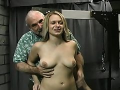 Breasty awesome chick male domination gonzo