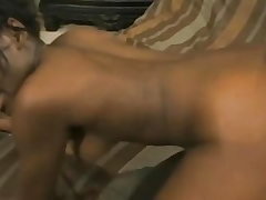 Black Osa Cute is thirsty for sex - Part 3