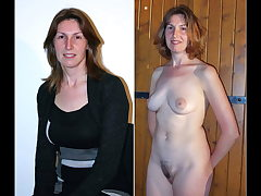 Mature Clothed and Disrobed vol 16